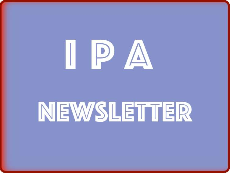 IPA Newsletter